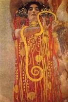 """""""Medicine"""" Gustav Klimt"""